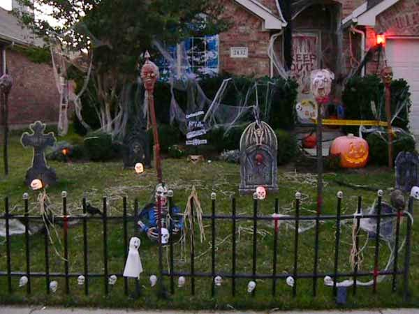 House hunting is a lot like scoping out neighborhoods on Halloween