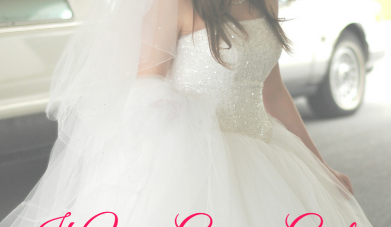 If you give a girl a wedding gown…