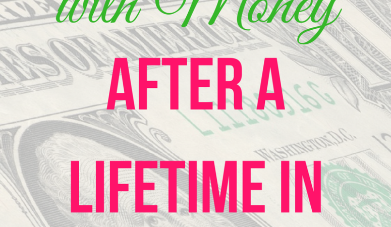 Making Peace with Money after a Lifetime in Survival Mode