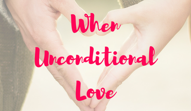 When Unconditional Love Requires Conditions
