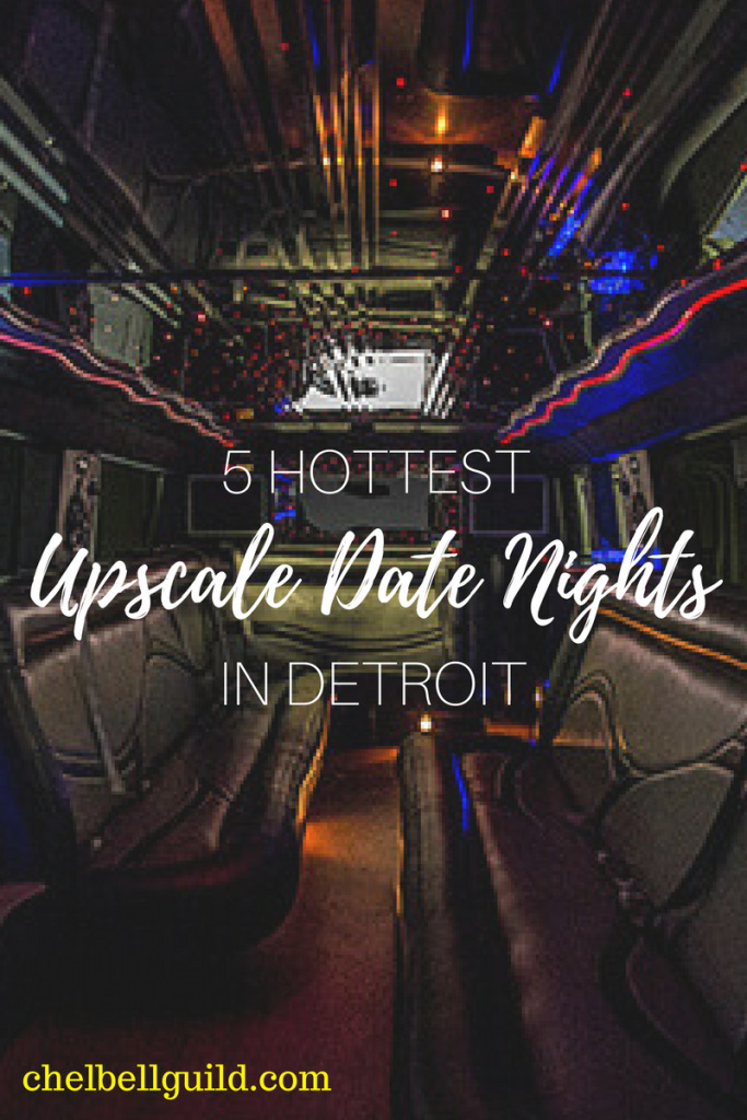 Detroit is alive and well! Use MVP Limo to check out the 5 hottest upscale date nights in Detroit!