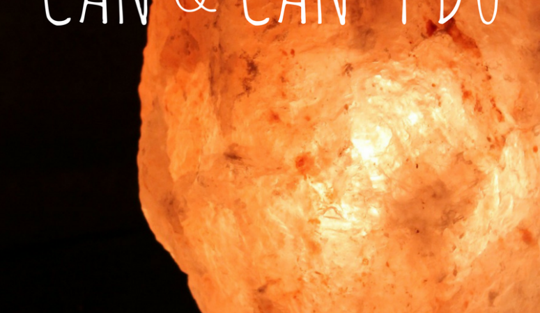 What Salt Lamps Can & Can't Do