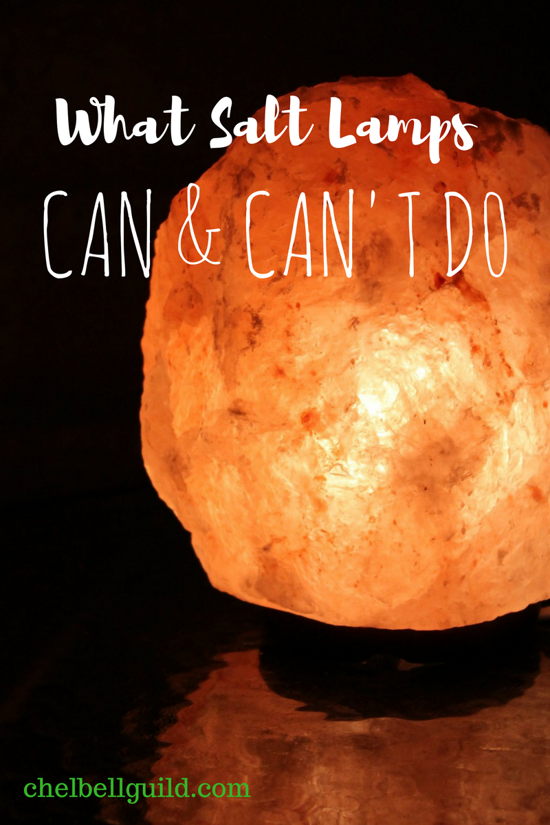 Don't believe the claims; here's a break down of what Himalayan salt lamps can and can't do.