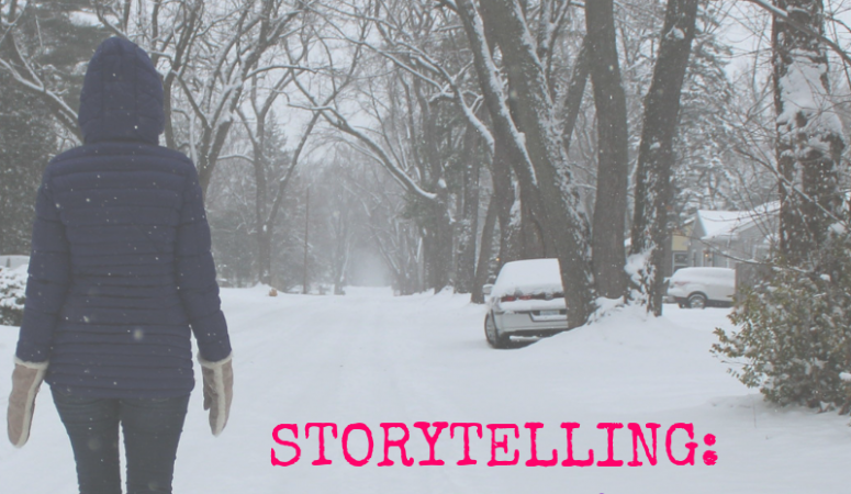 Storytelling: Very Much Alive, Part 1