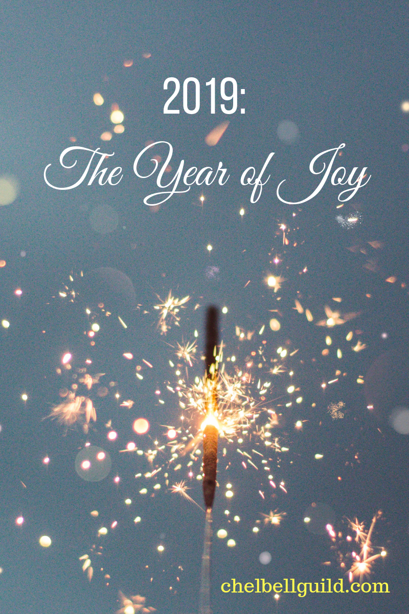2019: The Year of Joy