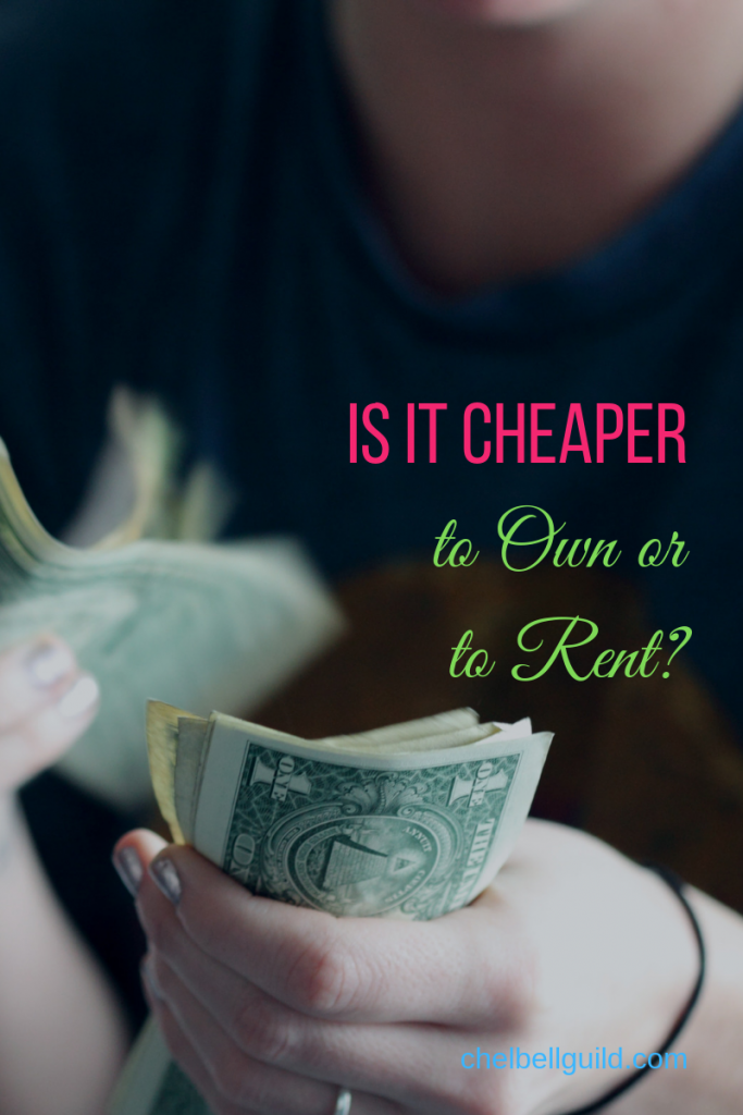 """Is it cheaper to own or to rent a home? Here are the """"hidden"""" costs you need to consider in each case."""