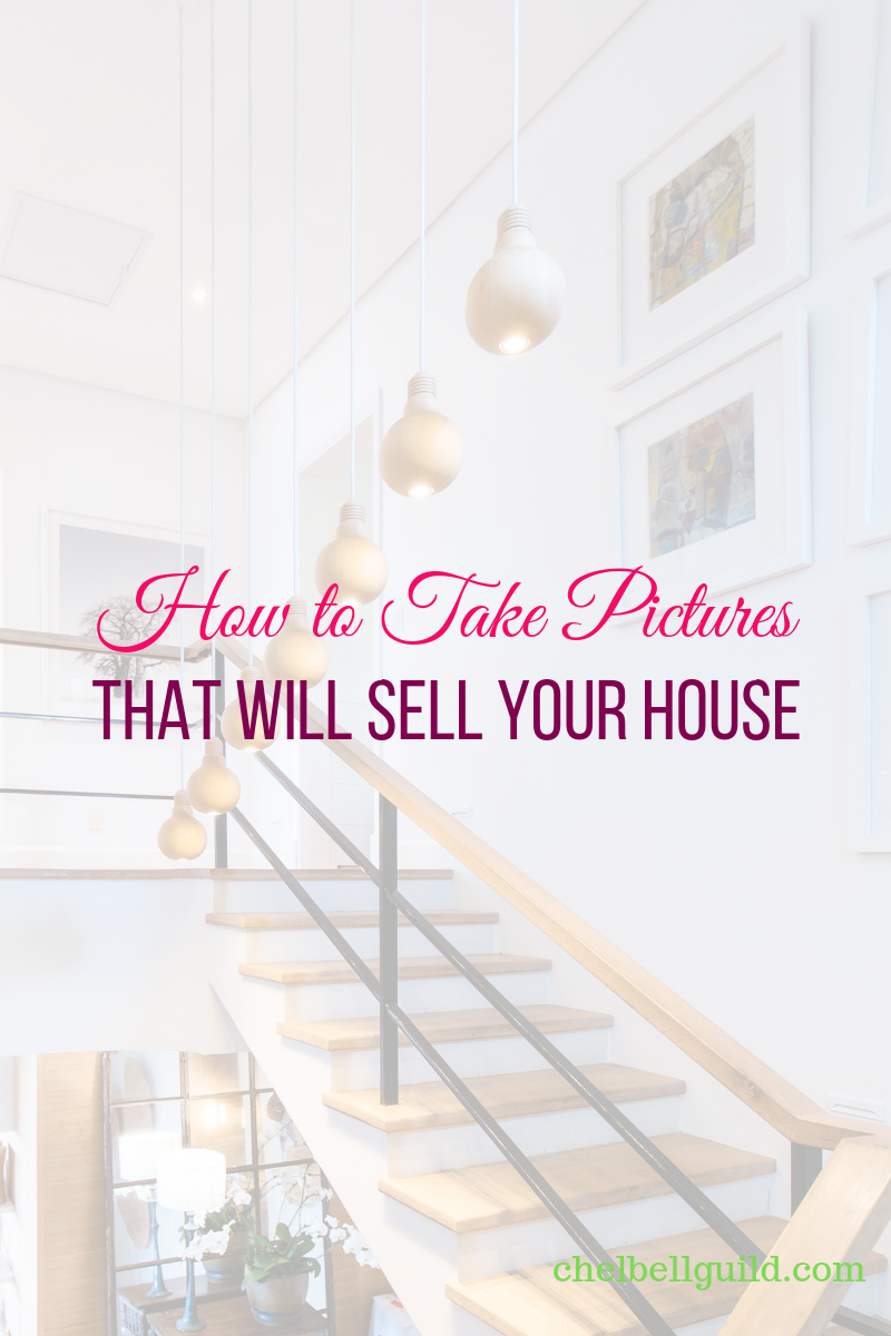 Putting your house up for sale? Follow these do's and don'ts before taking photos to go with that listing!
