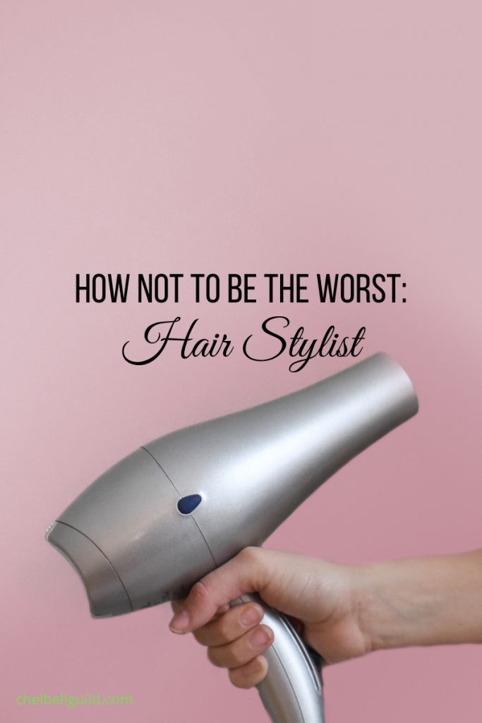 Hair stylists should make you feel better about yourself, not worse. Read my account of what went wrong so you can avoid the same fate.