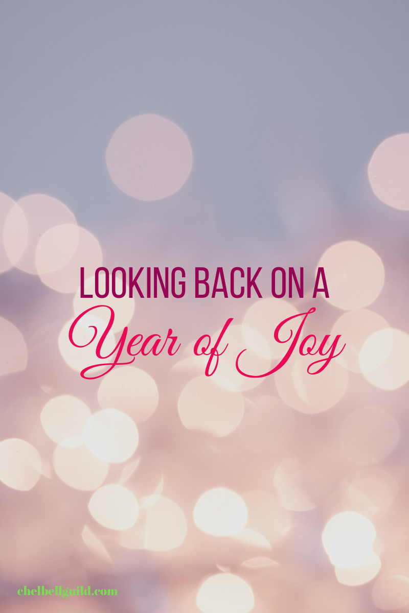Despite profound depression, anxiety and loss, I'd still consider my Year of Joy a success. It set me up for success for the rest of my life. You can have the same.