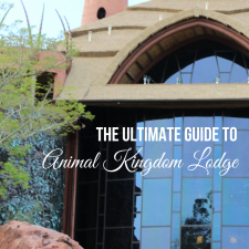 Disney's Animal Kingdom Lodge is one of Disney World's best kept secrets.